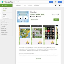 Blue-Bot - App Android su Google Play