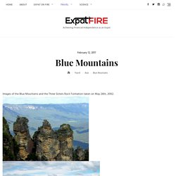 Blue Mountains: Natural Beauty At Its Best!