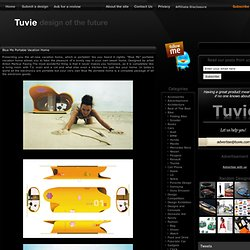 Modern Industrial Design and Future Technology - Tuvie