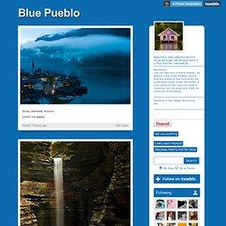 Blue Pueblo