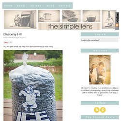 the simple lens - StumbleUpon
