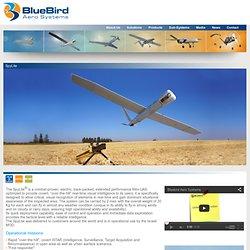 Bluebird Aero systems - SpyLite