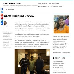 Inbox Blueprint Review, Walk-through and LaunchPad Demo