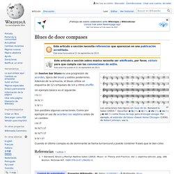 Blues de doce compases