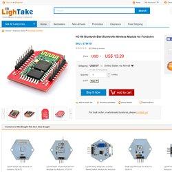 HC-06 Bluetooh Bee Bluetooth Wireless Module for Funduino-LighTake.com