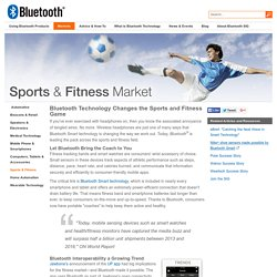 Bluetooth Fitness Bands