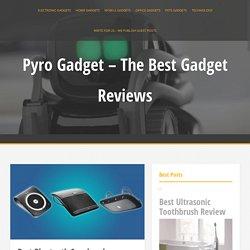 Best Bluetooth Speakerphone Review - Pyro Gadget - The Best Gadget Reviews