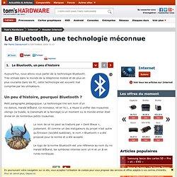 Le Bluetooth, une technologie méconnue : Le Bluetooth, un peu d'