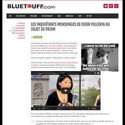 Les inquiétants mensonges de Fleur Pellerin au sujet de PRISM