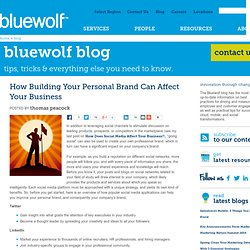 Building Your Personal Brand...