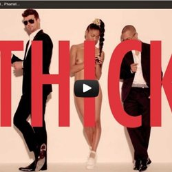 Robin Thicke - Blurred Lines ft. T.I., Pharrell UNRATED