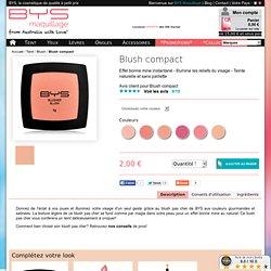 Blush compact pas cher sur BYS Maquillage