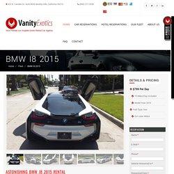 BMW I8 2015 - -