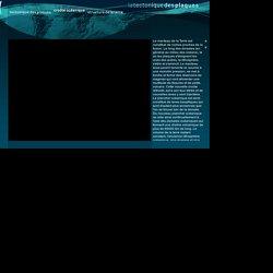 Bnf - La mer - Formation croûte océanique - Dorsale