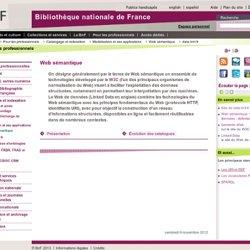 Le Web de données à la BnF : data.bnf.fr