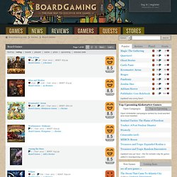 Board Games – BoardGaming.com