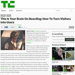 This Is Your Brain On Boarding: How To Turn Visitors Into Users