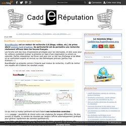 BoardReader : rechercher dans des forums