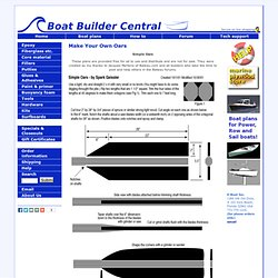 Boat Builder Central - Howtos