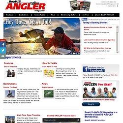 ANGLER Magazine - Spring 2014 - BoatUS ANGLER
