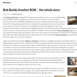 Bob Builds Another BOB – the whole story