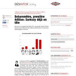 Bobaromètre, première édition: Sarkozy déjà en tête