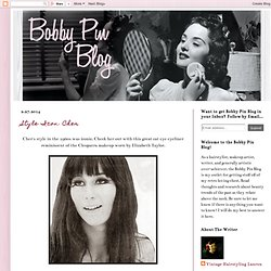 Bobby Pin Blog