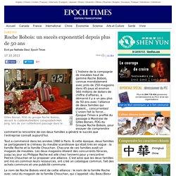Roche Bobois: un succès exponentiel depuis plus de 50 ans