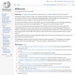 BObsweep - Wikipedia