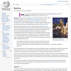 Bochica