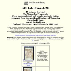Lat. liturg. d. 20