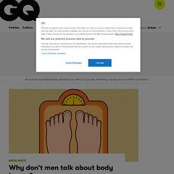 Body image: Men suffer too