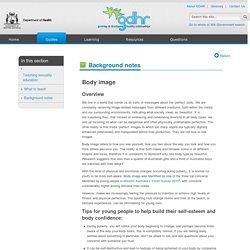 Body image - View - GDHR Portal