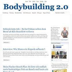 Bodybuilding 2.0 Blog von Thomas Bluhm