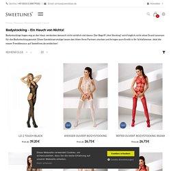 Heiße Bodystockings und Catsuits im Sweetlines Onlineshop