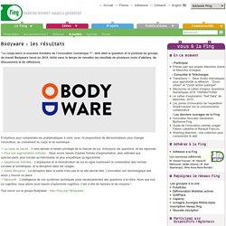 Bodyware: les résultats