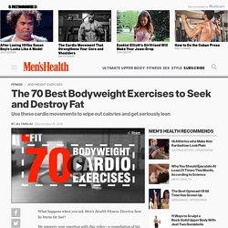 70 Best Bodyweight Cardio Exercises