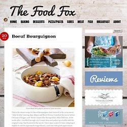 Boeuf Bourguignon « The Food Fox