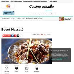 Boeuf Massalé, facile