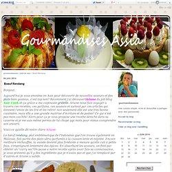 Boeuf Rendang - gourmandiseassia