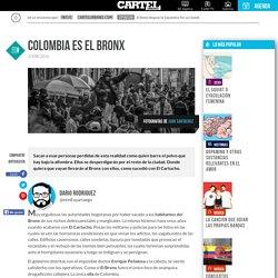 El Bronx de Bogotá se expandirá por toda la ciudad