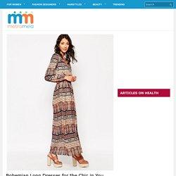 Maxi, Short Boho Style Dresses