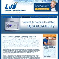 Boiler Service London, Boiler Repair London, Boilers London