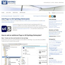 MYPRO Consulting Innovativ und Kooperativ