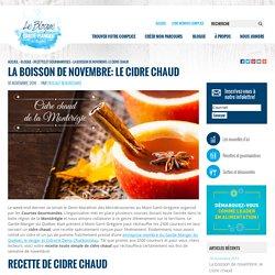 La boisson de novembre: le cidre chaud - Le Garde-Manger du Québec