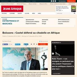 Boissons : Castel défend sa citadelle en Afrique