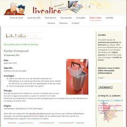 Boîte à idées pour bibliothèques et CDI - Livralire