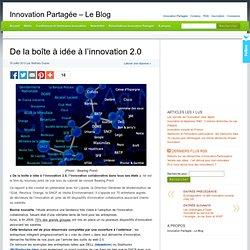 De la boîte à idée à l'innovation 2.0