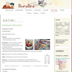 Boîte à idées pour bibliothèques et CDI