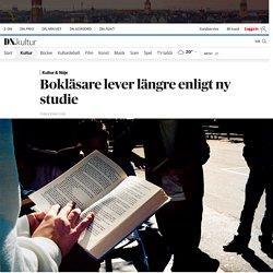 Bokläsare lever längre enligt ny studie